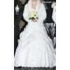 Продается свадебное платье и шубка болеро